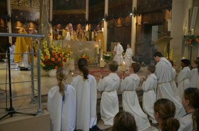 Messe de fin d'année 2017
