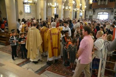 Messe de fin d'année 2018