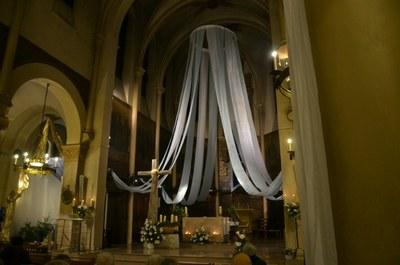 Messe solennelle de l'Immaculée Conception et Procession mariale