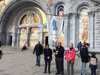 Pèlerinage de Paris à Lourdes