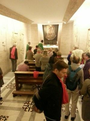 2016 10 27 082551 Grottes vaticanes messe