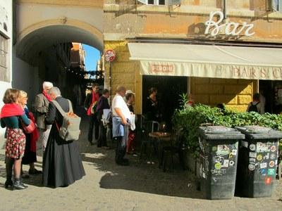 2016 10 27 142535 Pause café au Trastevere