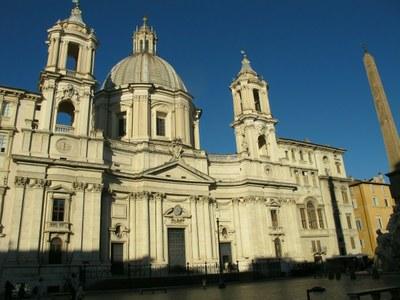 2016 10 28 082235 Piazza Navona Sant' Agnese