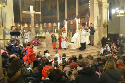 Saint Nicolas au Rendez-Vous