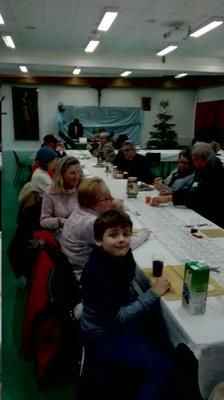 Goûter de Noël de la Conférence Saint Vincent de Paul
