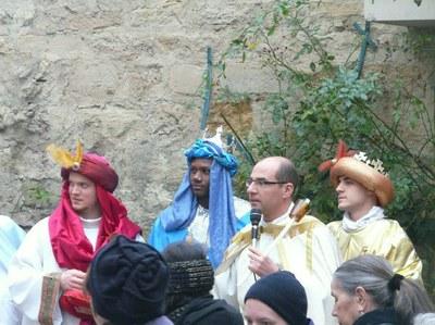 """Les Rois Mages au """"Rendez-vous"""""""