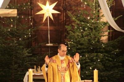 Messe de Noël de 10h le 25 décembre