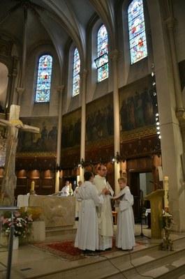 Messe des familles du 17 septembre 2017