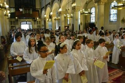 Premières communions 2016