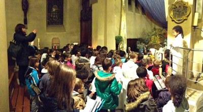 Adoration du Saint Sacrement - 8 janvier 2016