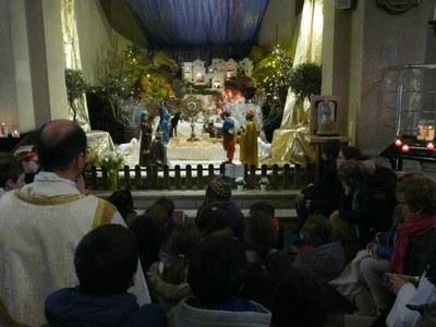 Adoration du Saint Sacrement - 9 janvier 2016
