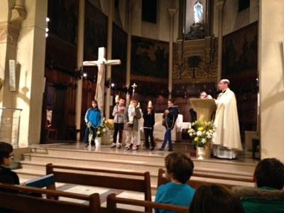 Chapelet à la prière du catéchisme du vendredi 29 janvier