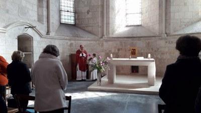 Recollection des catéchistes à Notre Dame de l'Ouye