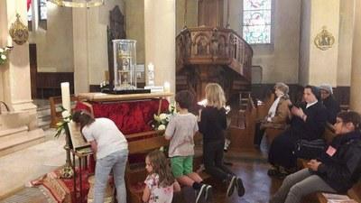 Retraite des premières communions et du catéchuménat jeune