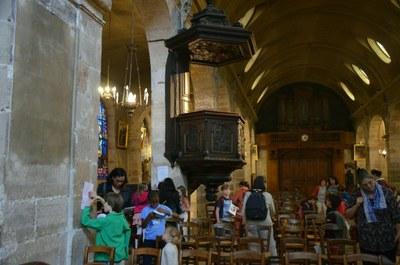 Sortie de fin d'année du catéchisme