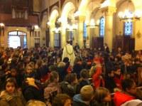 Messe Noël Ecole Immaculée Conception