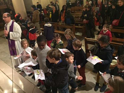 Grande séance d'Eveil à la foi dimanche 5 mars 2017
