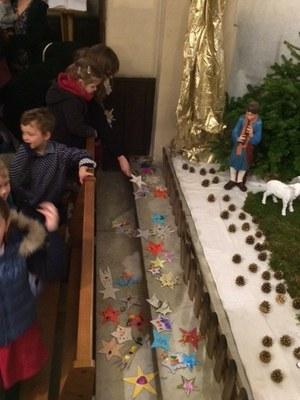 Grande séance d'Eveil à la foi du 27 novembre 2016