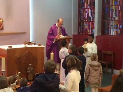 Grande séance d'Eveil à la foi du dimanche 4 décembre 2016
