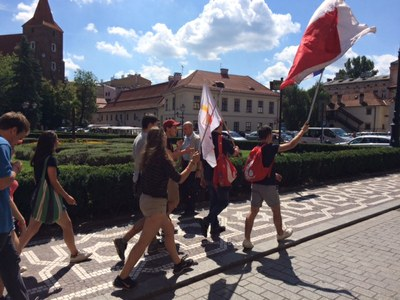 JMJ 2016 à Cracovie