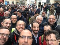 Marche Saint Joseph - Pèlerinage des pères de familles
