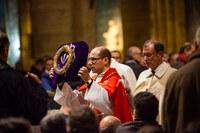 Marche Saint Joseph - Vénération de la couronne d'épines du Christ