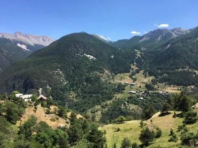 Camp scout des caravelles à Arvieux dans les Hautes Alpes
