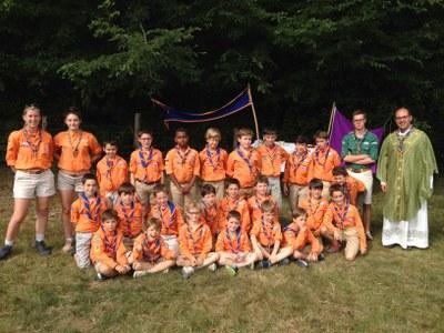 Camp louveteaux à Vibraye 001
