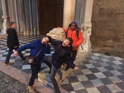 Pélerinage à Bergame du 22 février 2016