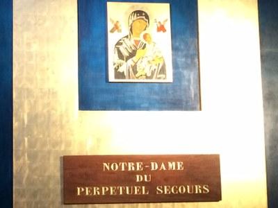Pèlerinage des servants à la Basilique Notre Dame du Perpétuel secours