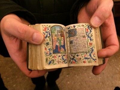 5ème jour du pèlerinage des servants d'autel à Padoue