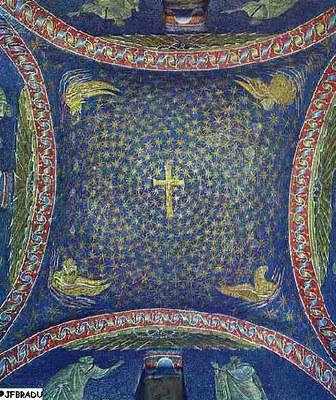 Mosaïques du mausolée Galla Placidia
