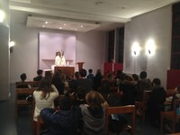 Adoration du Saint Sacrement vendredi 29 janvier avec les 6e et 5e