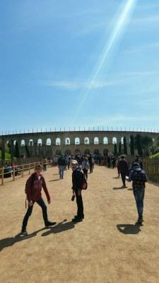 4ème jour du camp de l'aumônerie à Saint Laurent sur Sèvre en Vendée