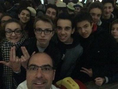 FRAT 2016 à Lourdes