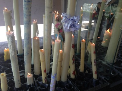 4ème jour du FRAT de Lourdes
