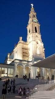 Veillée de prière à Fatima