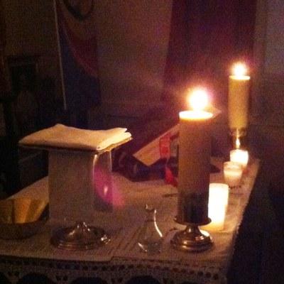Messe de l'Avent de l'Aumônerie