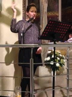 Messe du 30 janvier animée par l'Aumônerie