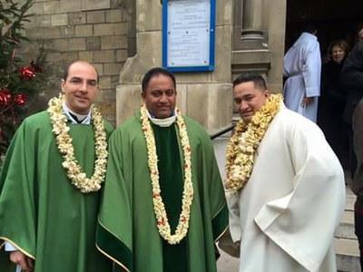 Messe du 17 janvier 2016